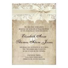 Shabby Chic Wedding Invitations by 335 Best Burlap And Lace Wedding Invitations Images On Pinterest