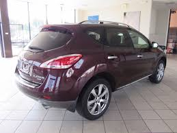 nissan murano jack points 2014 used nissan murano awd 4dr le at landers chevrolet serving