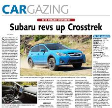 2017 Subaru Crosstrek Green Shoot Media