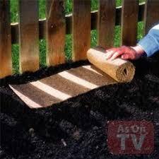 roll out flower garden miscellaneous garden instant flower seed bed mat 10 roll