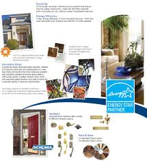 Energy Star Exterior Door by Wincore Doors Entry Systems Lyon Metal Roofing Nc Sc Va Tn