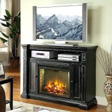 Tv Stands With Electric Fireplace Electric Fireplace Tv Stand Combo Fireplace Entertainment Stand