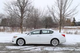 hybrid acura review 2015 acura rlx sport hybrid canadian auto review