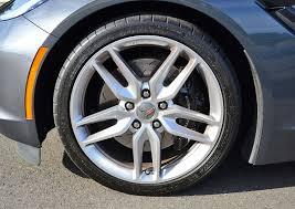 corvette stingray tires 2014 chevrolet corvette stingray z51 review test drive