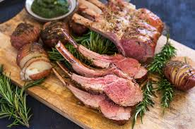 Rack Of Lamb On Grill Grilled Rack Of Lamb Viva La Food