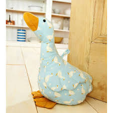 fabric door stopper u0026 door stop fabric doorstop cat doorstop lined