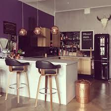 kitchen stunning u shaped purple set kitchen ideas plus polka