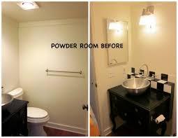 Vanity Powder Room Freshen Up The Powder Room