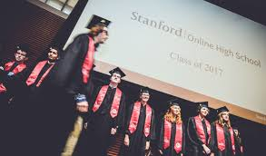 online for highschool graduates stanford online high school