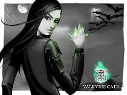 valkyrie cain skulduggery pleasant wiki fandom powered by wikia