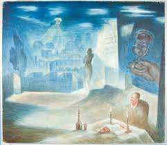 untitled painting sabbath celebration todros geller