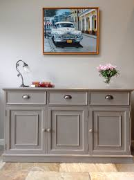 Kitchen Dresser Ideas by Now Sold Rustic Painted Grey Pine Country Sideboard Cupboard