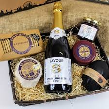 cheese gift luxury cheese box food gifts craft cheese