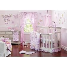 Dahlia Nursery Bedding Set by Truly Scrumptious Butterfly Wonderland 4 Piece Crib Set Heidi