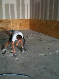Polished Concrete  Micro Topping In Miami  Concrete Flooring Repair - Concrete flooring miami