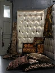 wandgestaltung stoff wand gestalten mit stoff sachliche auf moderne deko ideen in