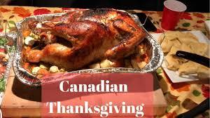 canadian thanksgiving 2017 mukbang vlog 29