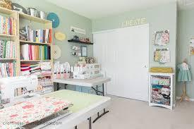 Craft Room Makeovers - updated craft room