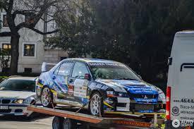 mitsubishi race car mitsubishi lancer evolution viii rally 3 june 2016 autogespot