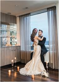 wedding photography seattle penthouse styled shoot at the hotel deca seattle wedding
