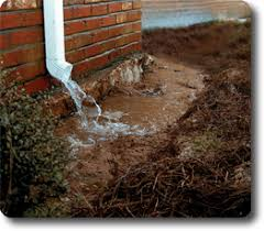 Water Drainage Problems In Backyard Who Is The Right Professional To Call For Drainage Issues Home