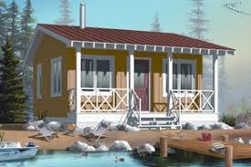 cottage plans canadian cabin plans houseplans