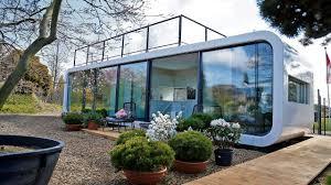 Kauf Eigenheim Gegen Die Wohnungsnot U2013 Hamburgs Moderne Mini Häuser Mobiles