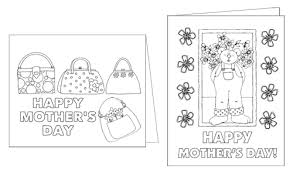 printable color mother u0027s cards