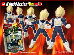 bandai hybrid action dragon ball super saiyan vegeta