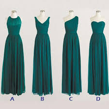 teal bridesmaid dress buy trending mismatched bridesmaid dresses sposadresses