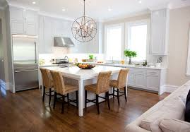 chandeliers for kitchen islands chandelier kitchen island houzz