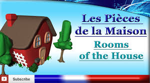 Home Design Vocabulary French Lesson 32 Learn Rooms Of The House In French Vocabulary