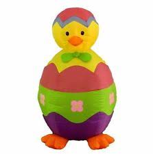 Easter Egg Outdoor Decorations by Outdoor Easter Decorations Ebay