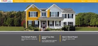 Outdoor Paint Colors by Virtual House Painter House Paint Simulator Certapro Painters