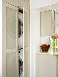 Small Storage Room Design - 20 space saving ideas for functional small laundry room design