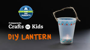 diy lantern crafts for kids pbs parents youtube