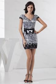 evening dresses for weddings zebra wedding dresses vosoi