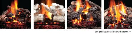Fireplace Gas Log Sets by Fireplace Accessories Gas Log Sets Black Swan Home