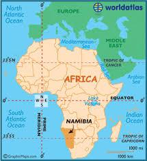 africa map kalahari desert namibia map geography of namibia map of namibia worldatlas