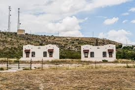 whites city new mexico adobe style motel our ruins adobe style motel front close right