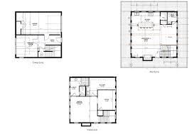 Lighthouse Home Floor Plans by New Home Plan The Lookout U2013 A New Custom Home In West Glacier