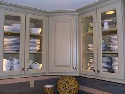 Kitchen Cabinet With Glass Doors Used Kitchen Cabinets Sale Cabinet Glass Door Replacement Doors