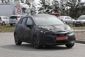 nissan micra hatchback 2017 2017 nissan micra successor spied has sway concept styling cues
