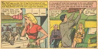 Ohio time travel books images New feature time travel tuesdays 1940s and 1950s romance comic