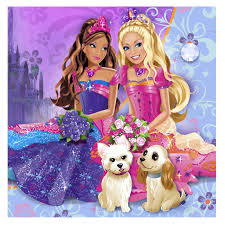barbie diamond castle cartoons