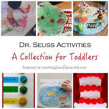 For Toddlers 10 Dr Seuss Activities For Toddlers