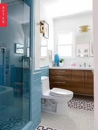 Colorful Bathroom Tile Best 25 Vintage Tile Ideas On Pinterest Tiled Bathrooms