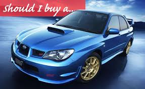 subaru wrx hatchback modified should i buy a used subaru wrx autoguide com news