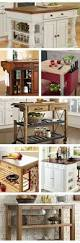 Movable Kitchen Island 8 Best Kitchen Island Images On Pinterest Kitchen Projects And