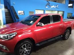 New TOYOTA Hilux Caminhonete 2.8 16V SRV 4X4 CABINE DUPLA AUTOMÁTICO  @NI45